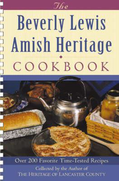 Picture of THE BEVERLY LEWIS AMISH COOKBOOK