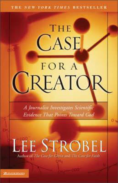 Picture of THE CASE FOR A CREATOR pbk