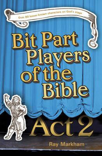 Picture of BIT PART PLAYERS OF THE BIBLE/ACTS 2