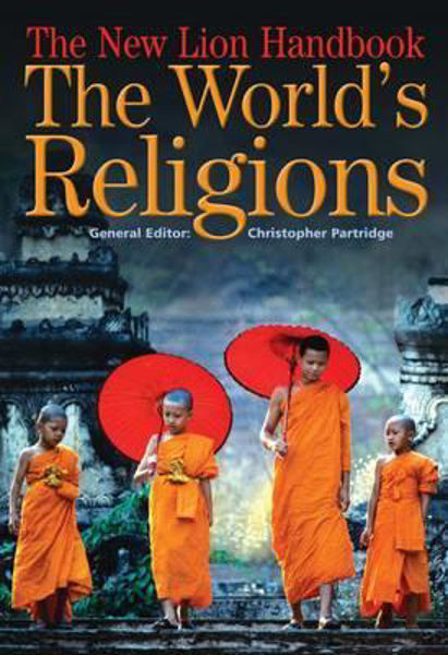 Picture of NEW LION HANDBOOK/THE WORLD'S RELIGIONS