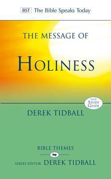 Picture of BST/MESSAGE OF HOLINESS