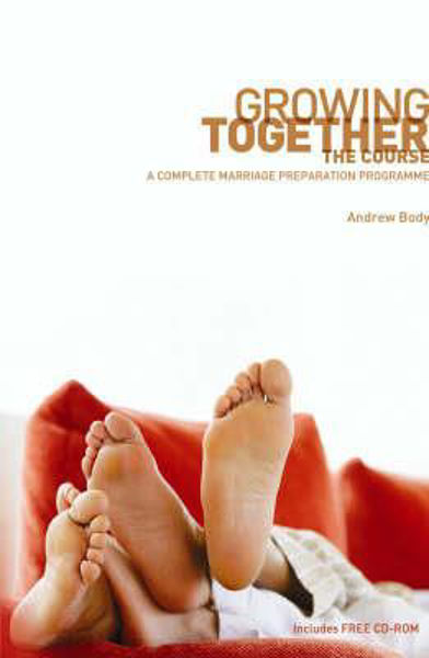Picture of GROWING TOGETHER/MARRIAGE COURSE BOOK CD