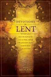 Picture of DEVOTIONS FOR LENT