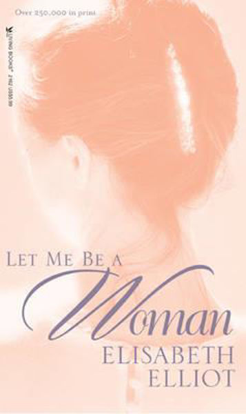 Picture of LET ME BE A WOMAN