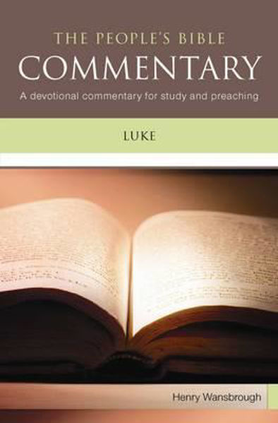 Picture of THE PEOPLE'S COMMENTARY/LUKE