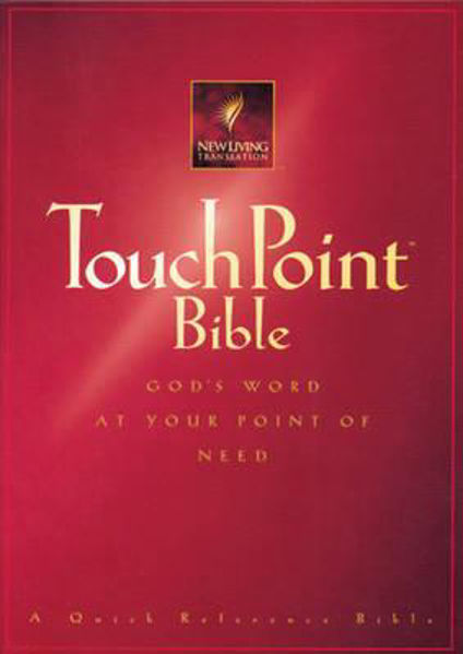 Picture of NLT TOUCHPOINT BIBLE