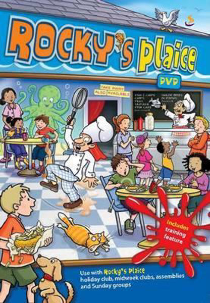 Picture of ROCKY'S PLAICE DVD