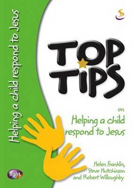 Picture of TOP TIPS/HELP A CHILD RESPOND TO JESUS