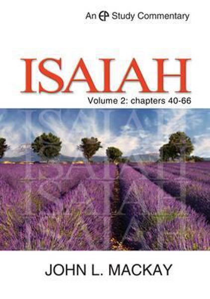 Picture of ISAIAH VOL 2 CHAPTERS 40-66