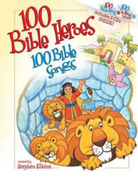Picture of 100 BIBLE HEROES 100 BIBLE SONGS + CDS