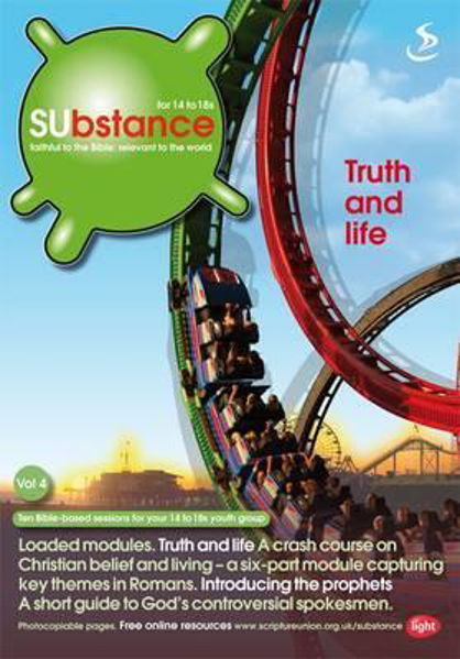 Picture of SU LIGHT/SUBSTANCE Volume 4 TRUTH & LIFE
