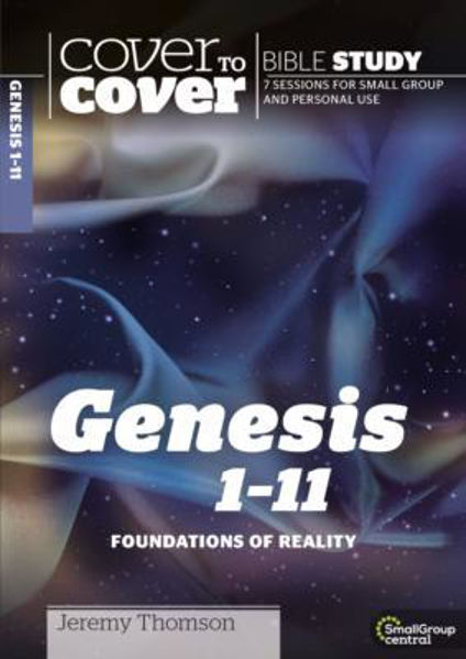 Picture of COVER TO COVER STUDY/ GENESIS 1-11