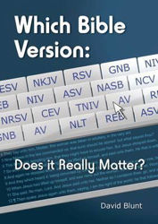 Picture of WHICH BIBLE VERSION/DOES IT REALLY MATTE