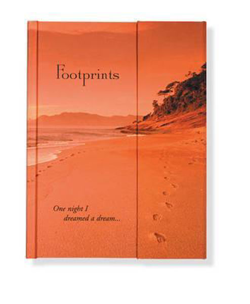 Picture of JOURNAL FOOTPRINTS