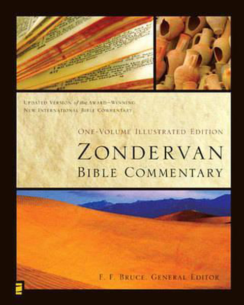 Picture of ZONDERVAN BIBLE COMMENTARY