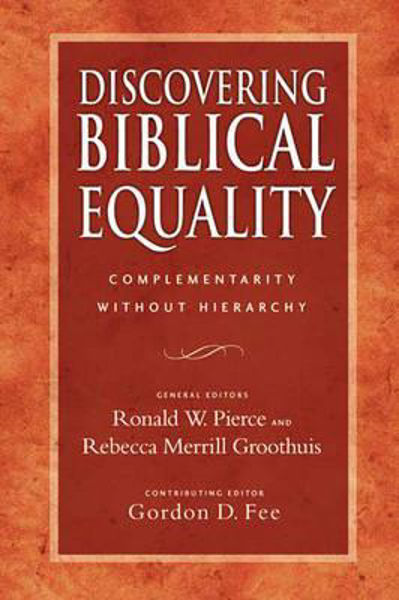 Picture of DISCOVERING BIBLICAL EQUALITY