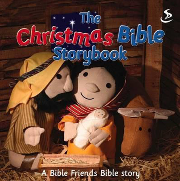 Picture of THE CHRISTMAS BIBLE STORYBOOK