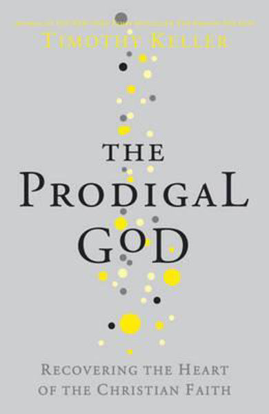 Picture of THE PRODIGAL GOD paperback