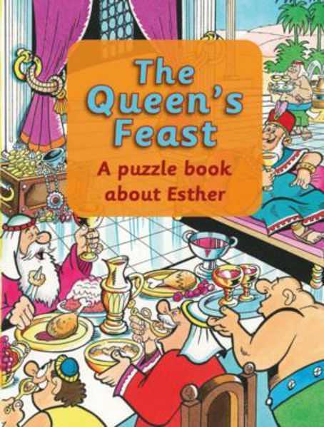 Picture of PUZZLE N LEARN/THE QUEEN'S FEAST/ESTHER