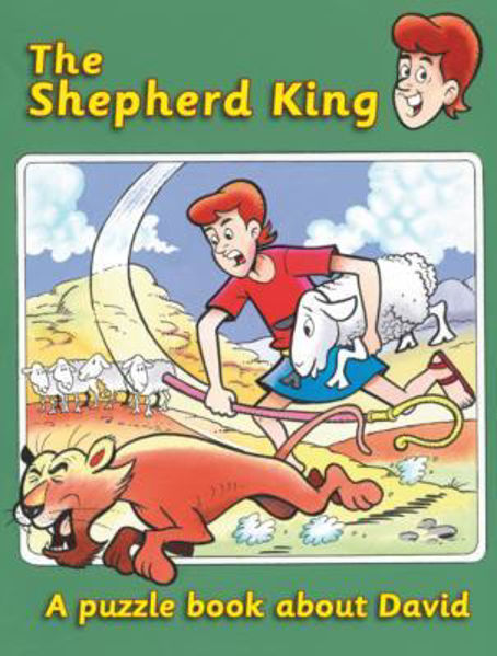 Picture of THE SHEPHERD KING/DAVID