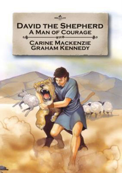 Picture of BIBLE ALIVE/DAVID THE SHEPHERD