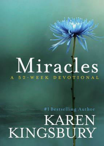 Picture of MIRACLES - A 52 WEEK DEVOTIONAL