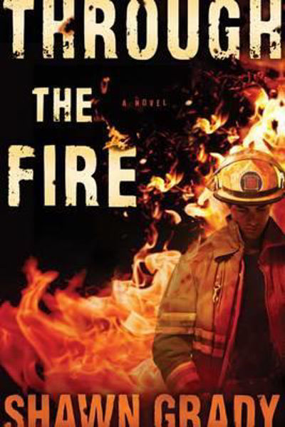 Picture of THROUGH THE FIRE A novel