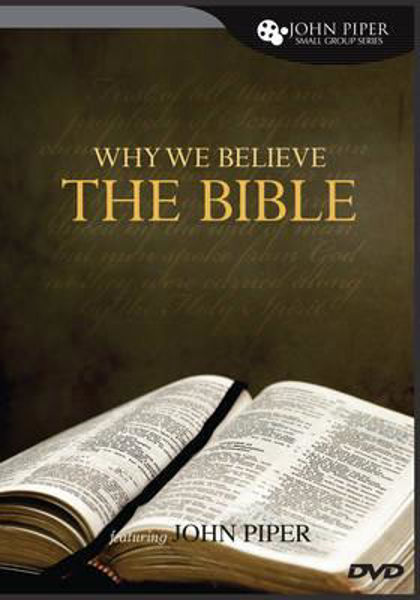 Picture of WHY WE BELIEVE THE BIBLE DVD