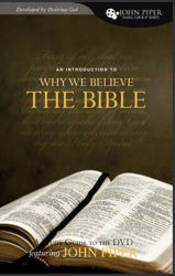 Picture of WHY WE BELIEVE THE BIBLE