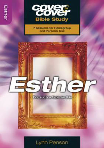 Picture of COVER TO COVER STUDY/ ESTHER