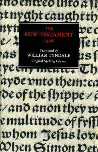 Picture of THE NEW TESTAMENT 1526 (TYNDALE)