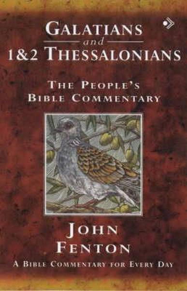 Picture of PEOPLE'S BIBLE COMM/GALATIANS 1&2 THESS