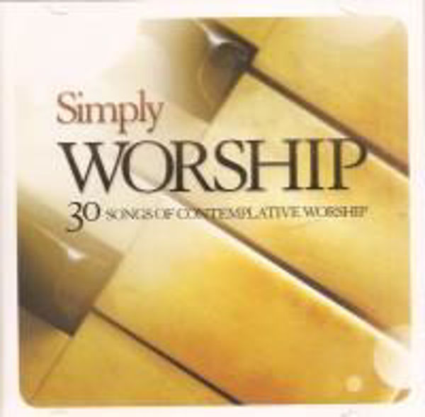 Picture of SIMPLY WORSHIP 30 Songs of worship