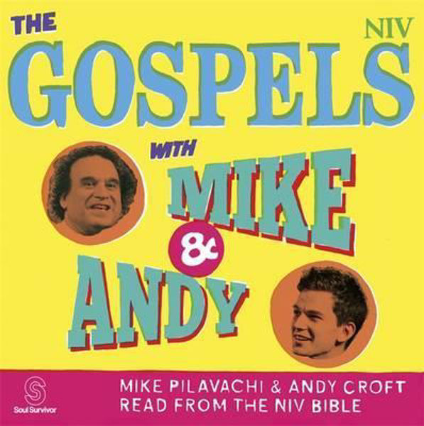Picture of NIV 2011/The Gospels with Mike & Andy CD