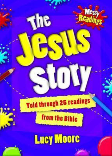 Picture of MESSY CHURCH/The Jesus Story Advent