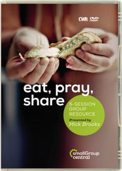 Picture of EAT, PRAY, SHARE DVD Lent
