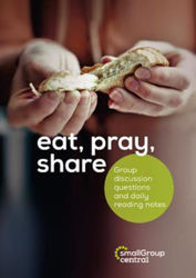 Picture of EAT, PRAY, SHARE Booklet Lent