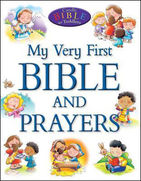 Picture of MY VERY FIRST BIBLE AND PRAYERS