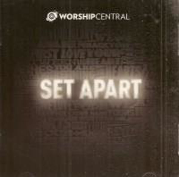 Picture of WORSHIP CENTRAL SET APART CD