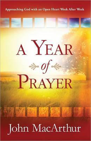 Picture of A YEAR OF PRAYER