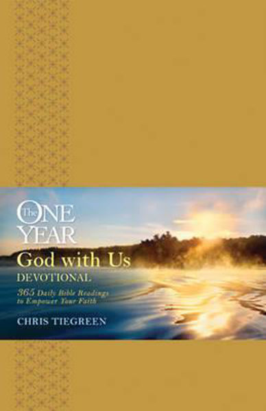 Picture of THE ONE YEAR GOD WITH US Devotional