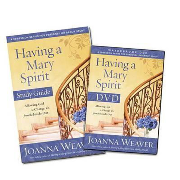 Picture of HAVING A MARY SPIRIT DVD Study Pack