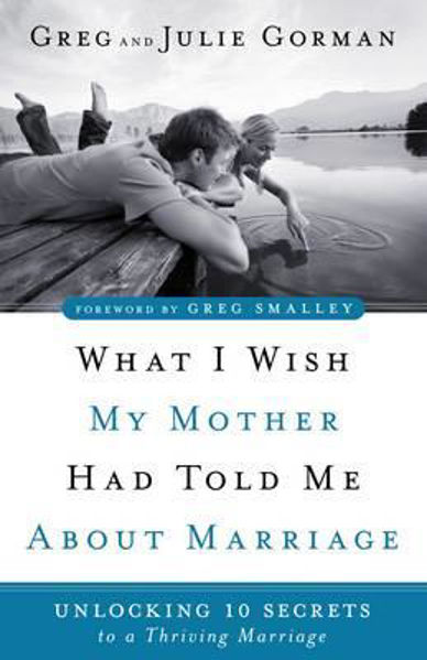 Picture of WHAT I WISH ....TOLD ME ABOUT MARRIAGE