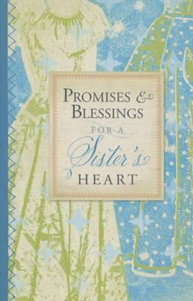 Picture of PROMISES AND BLESSINGS FOR SISTER
