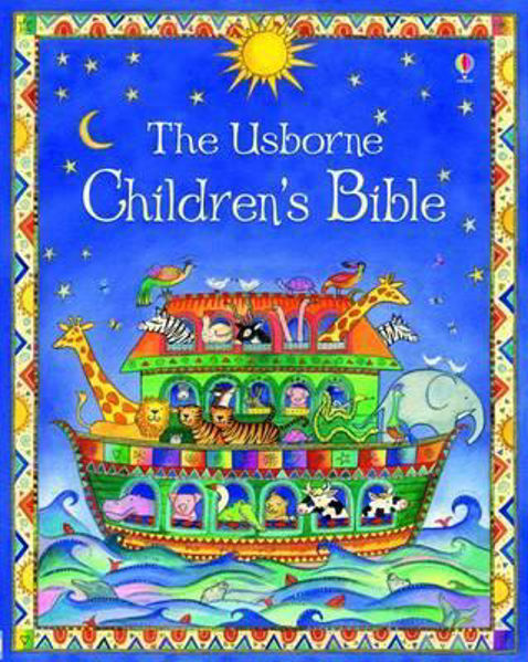Picture of THE USBORNE CHILDREN'S BIBLE