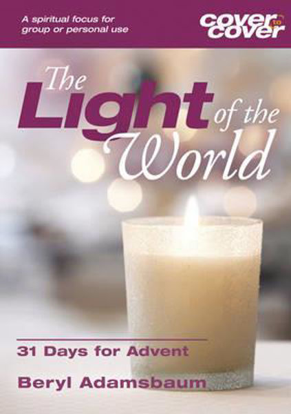 Picture of THE LIGHT OF THE WORLD 31 DAYS OF ADVENT