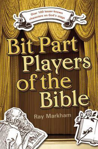 Picture of BIT PART PLAYERS OF THE BIBLE