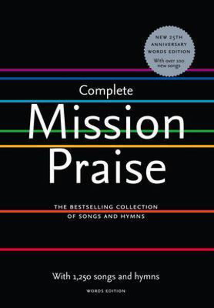 Picture of COMPLETE MISSION PRAISE WORDS new 25th edition 2009