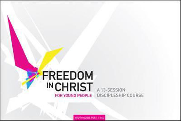 Picture of FREEDOM IN CHRIST YOUTH GUIDE FOR 11-14