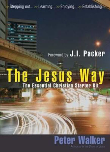 Picture of THE JESUS WAY - Essential Christian kit